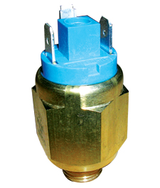 Pressure switches no or nc contact