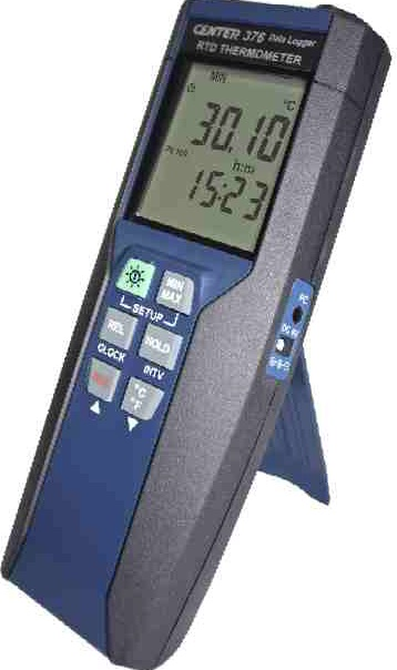 RTD Temperature data logger