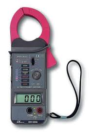 Lutron DM 6056 Clamp meter