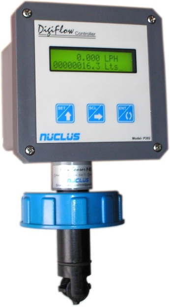 Digital flow Indicator