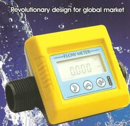 Digital Water meters