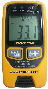 Easy log Temperature Humidity data logger