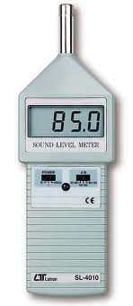 Lutron Sound level meter model : Sl 4010