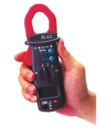 Portable clamp meters