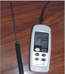 RTD Thermo meter