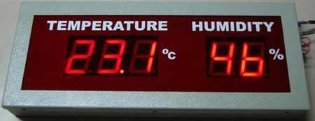 Temperature Humidity meters