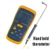 Portable thermo meters